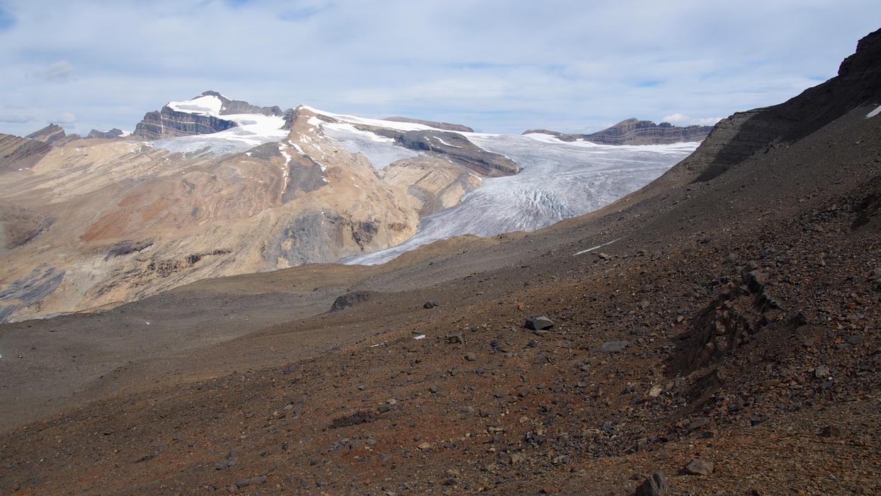 Mount Niles Daly Glacier