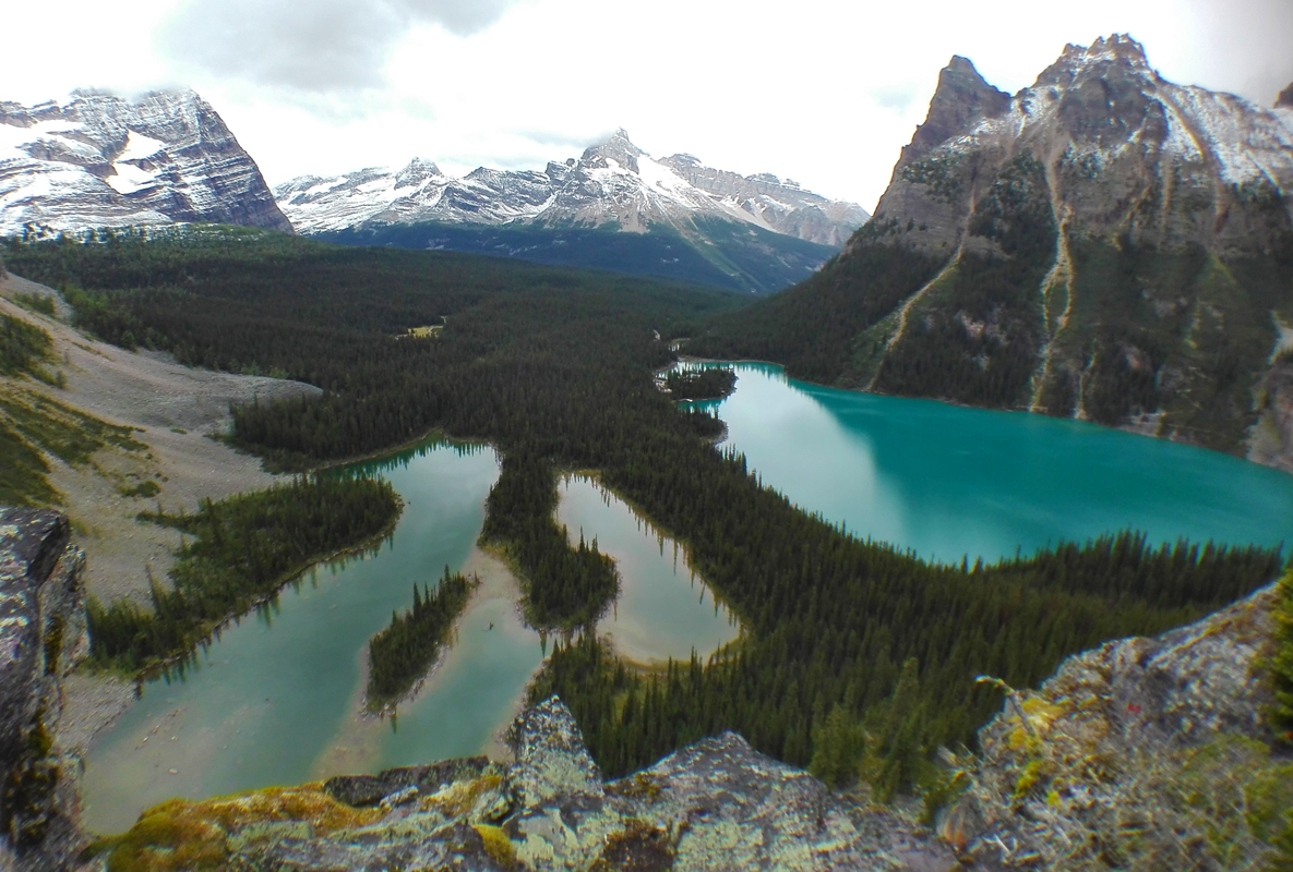 Lake O'Hara Mary lake