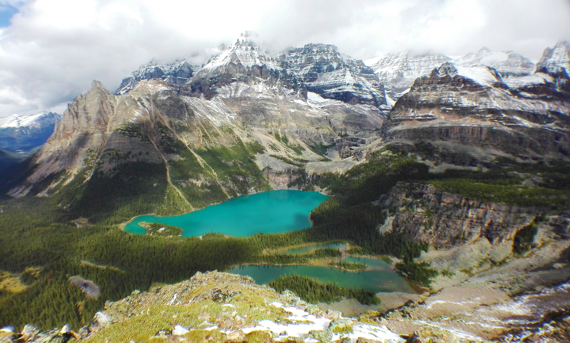 Lake O'Hara All Souls