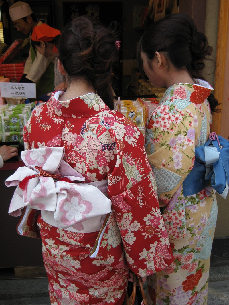 Kimonoita