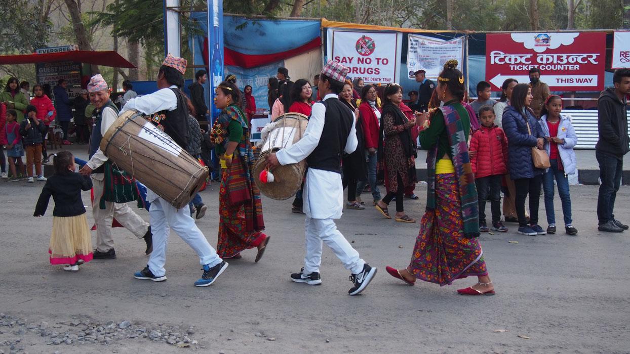 Gurung-tanssijoita
