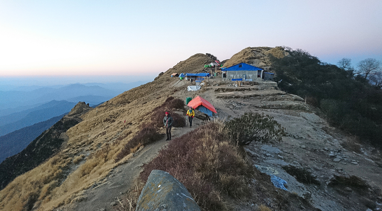 Mardi Himal View Point