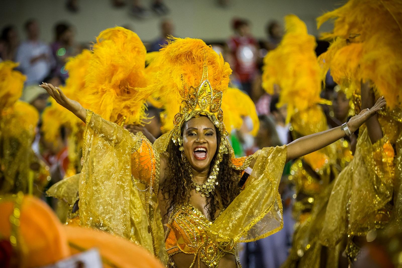 Brasilia, Rio de Janeiron karnevaalit. Kuva: Flickr/nateClicks.