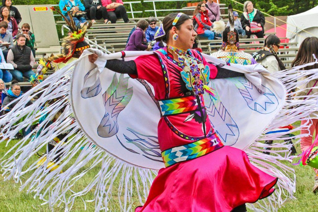Odawa Powwow (Ottawa, Kanada). Kuva: Flickr/cjuneau.