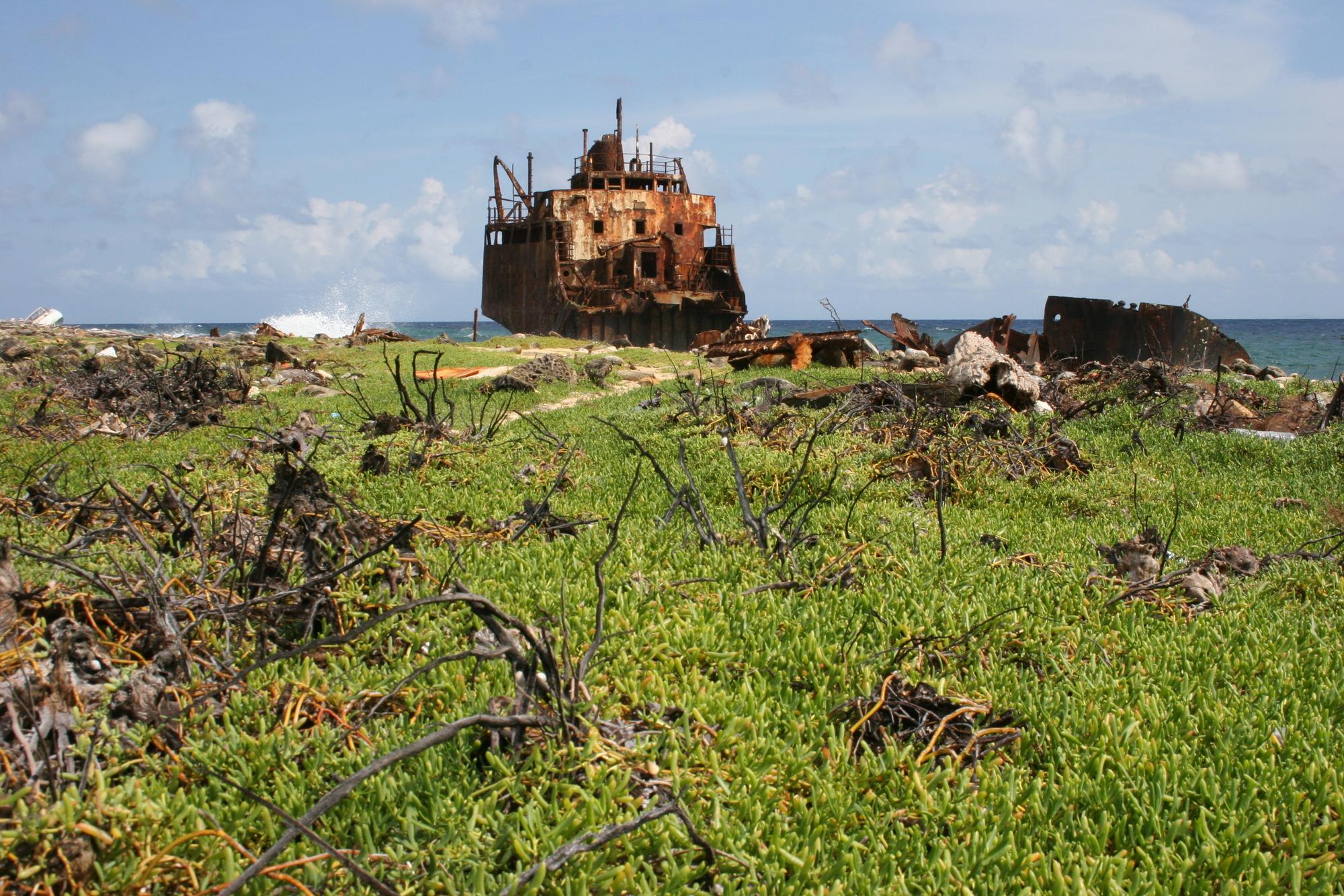 Klein Curacao. Kuva: © Matkasto/Päivi Kaarina Laajanen