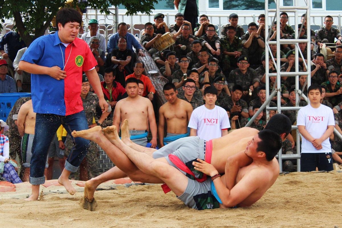 Korea, dano-festivaali