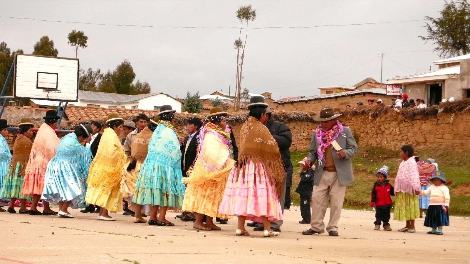 Bolivia, Isla del Sol.
