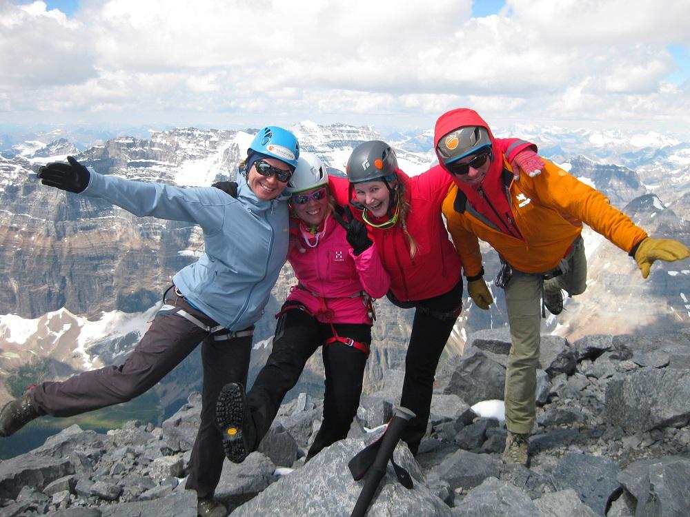 Kanadan Kalliovuorilla. Kuva: Reetta Näätänen