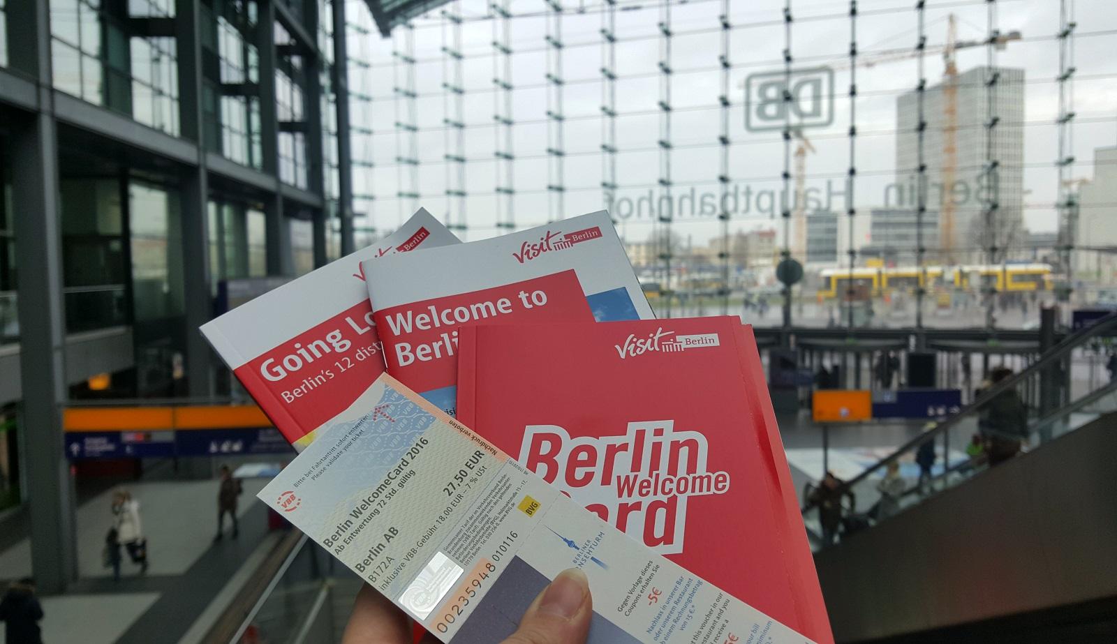 Tervetuloa Berliiniin!