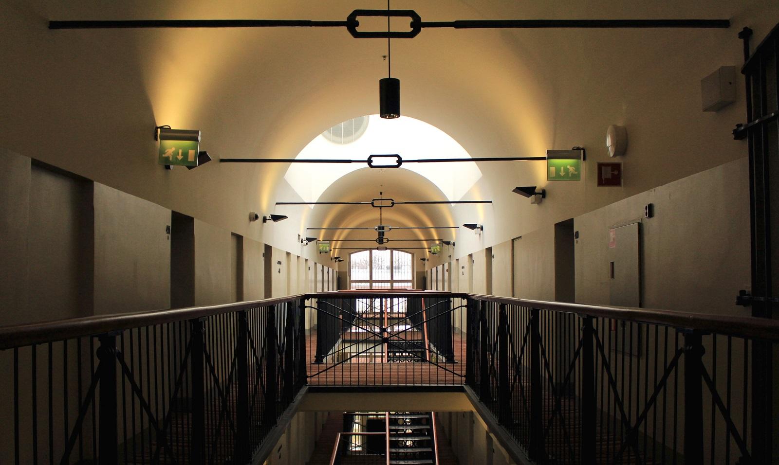 Hotel Katajanokka - käytävä