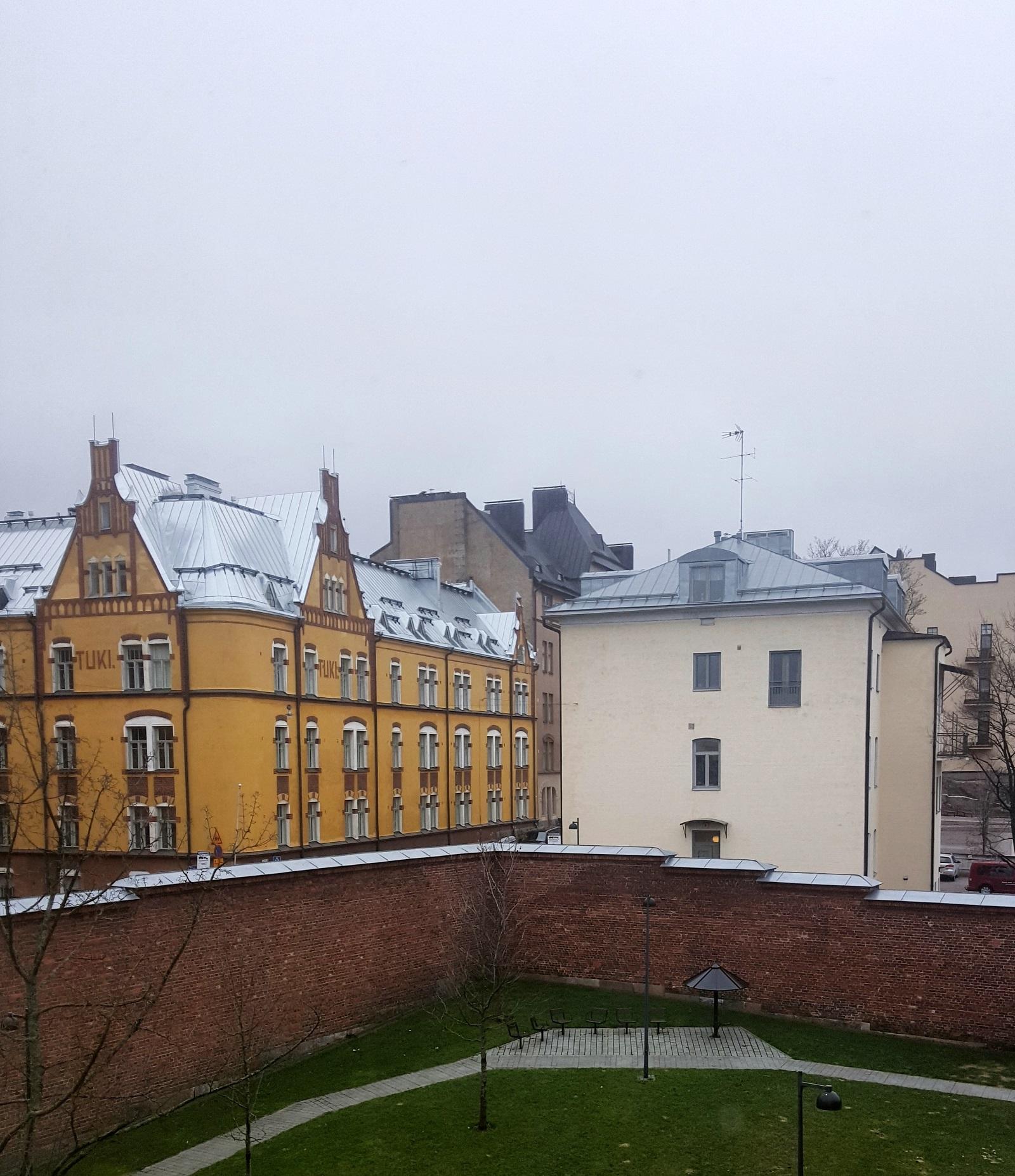 Hotel Katajanokka - maisema