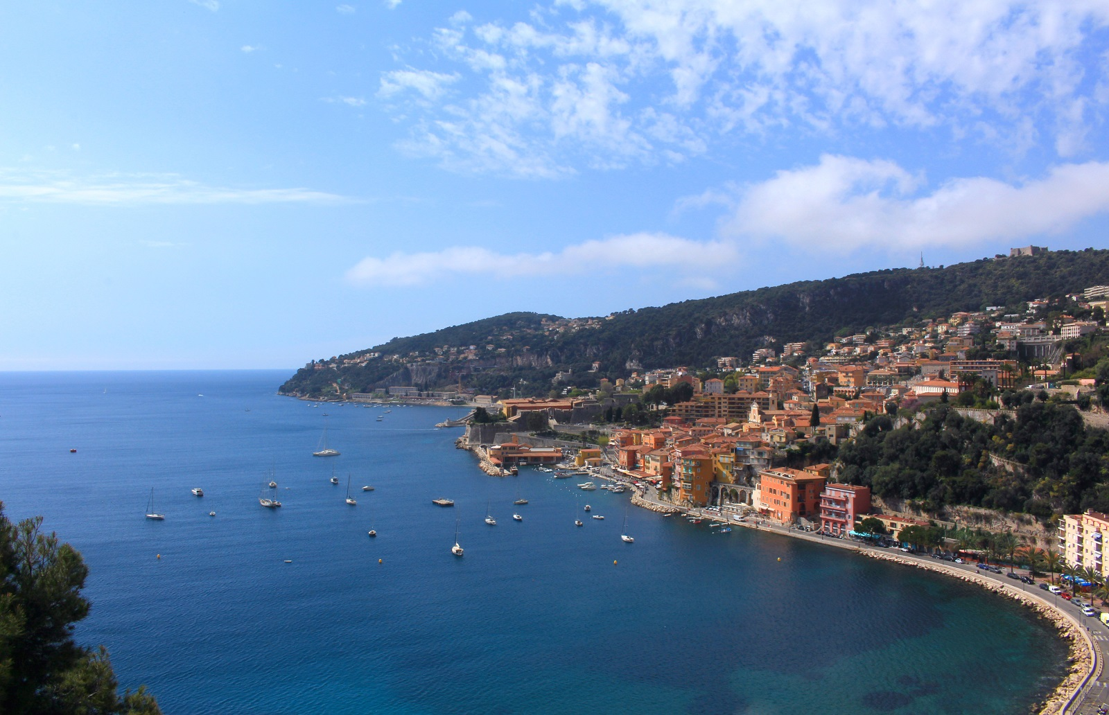 Welcome Hotel - Villefranche-sur-Mer.