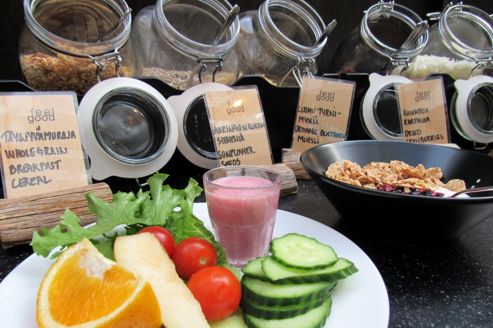 lapland-hotel-oulu-aamiainen