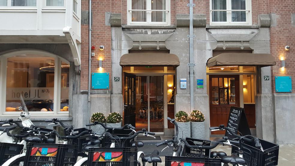 Hotel JL No76, Amsterdam