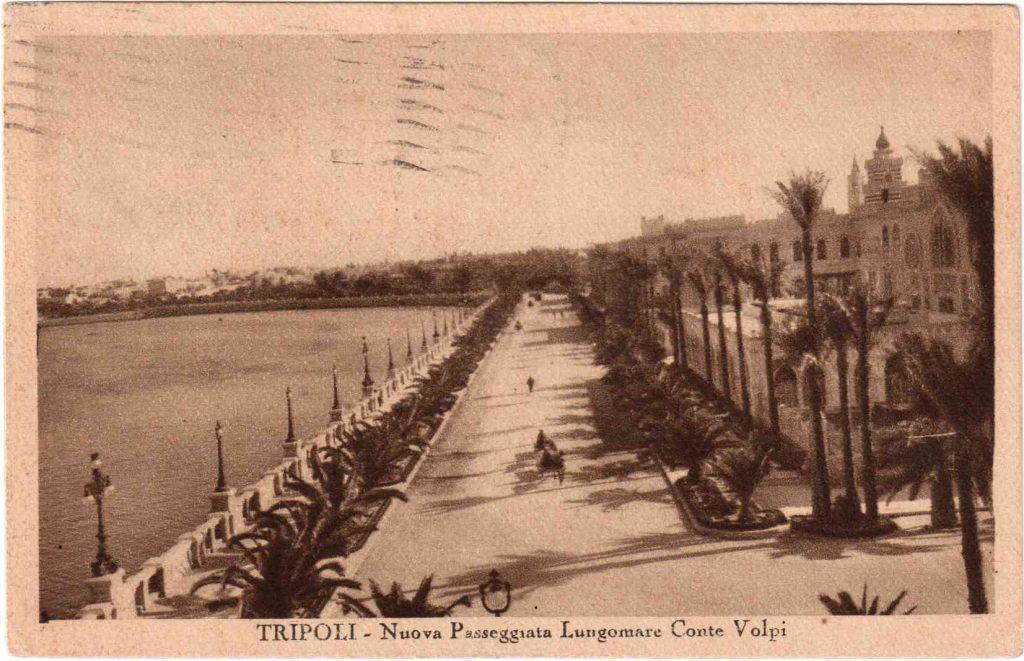 Kartalta kadonneet - Tripolin tasavalta julistautui itsenäiseksi Italiasta marraskuussa 1918. Se oli historian ensimmäinen arabitasavalta.