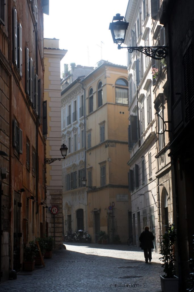 Via del Governo Vecchio