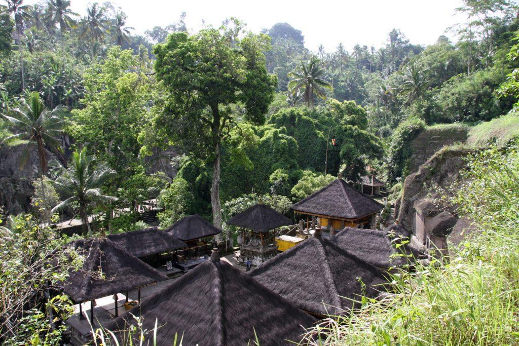 Balin nähtävyydet - Gunung Kawi