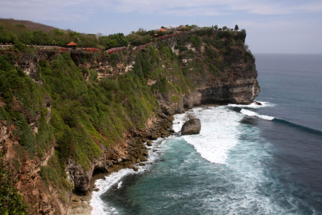 Balin nähtävyydet - Pura Luhur Uluwatu