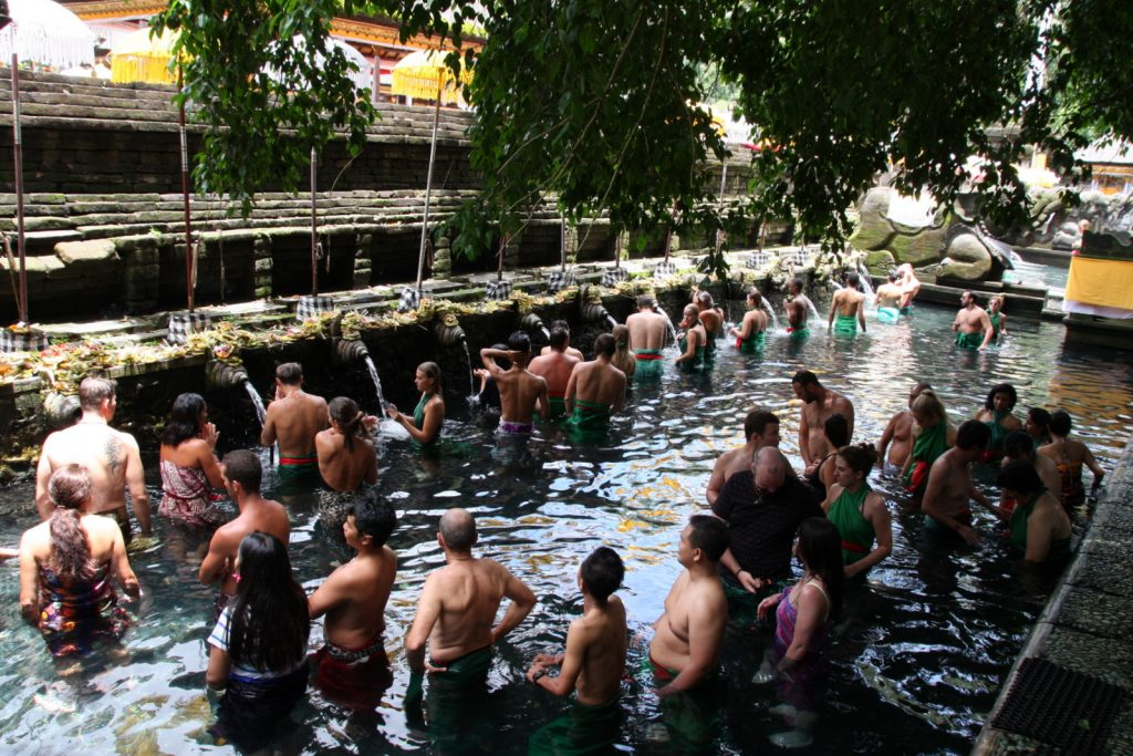 Balin nähtävyydet - Pura Tirta Empul