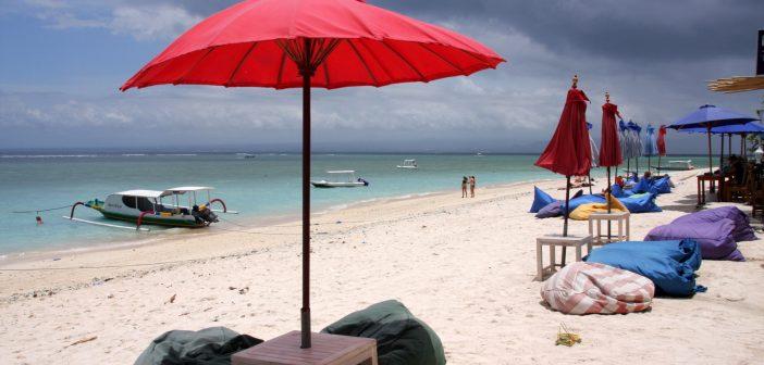 Rantaloma Balilla? 5 syytä valita sittenkin Lembongan!