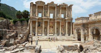 Efesos – antiikinajan kulttuuriaarre