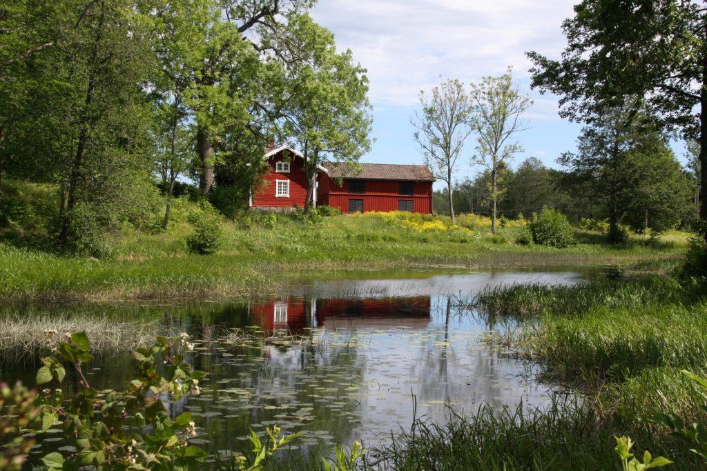 Fagervikin ruukki, Fagervik, Inkoo.
