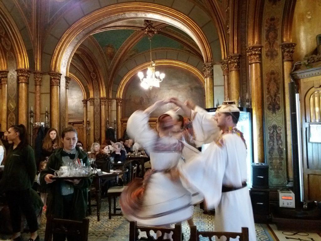 Romania, Bukarest - Caru' cu Bere
