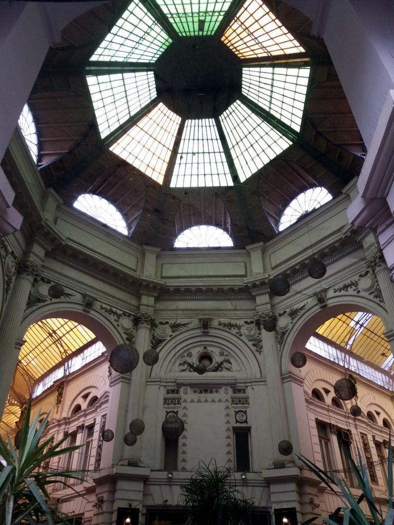 Romania, Bukarest - Pasajul Macca-Vilacrosse