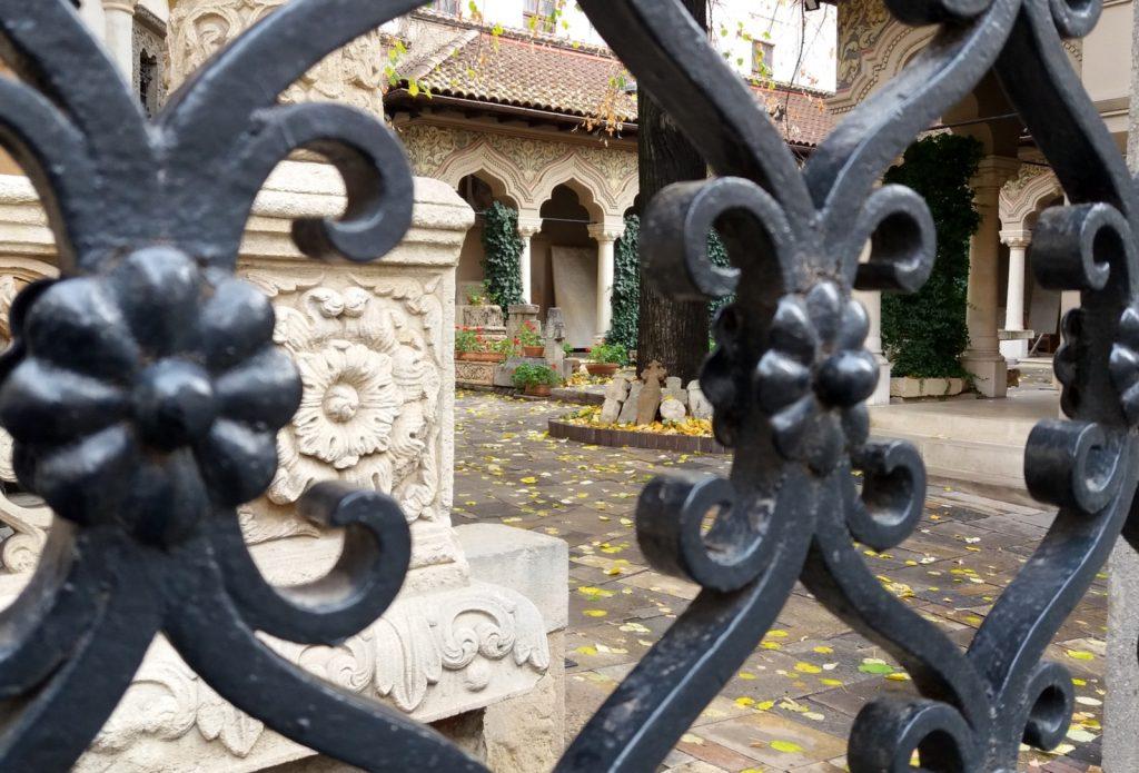 Romania, Bukarest - Stavropoleoksen luostari
