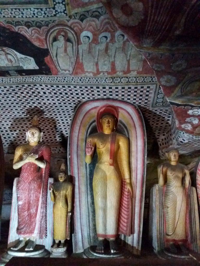 Dambulla, luolatemppeli