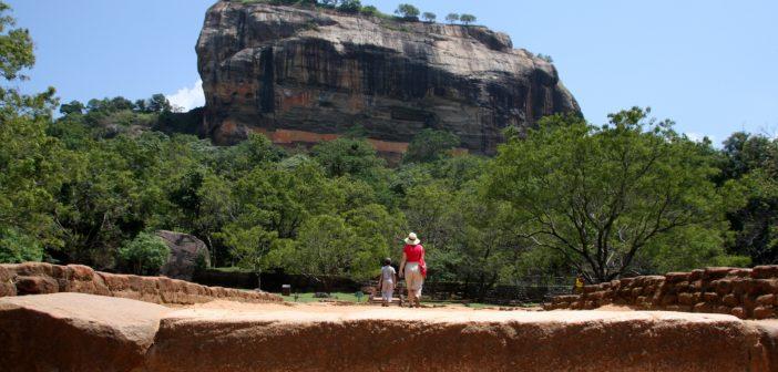 Sigiriya – kiipeä Sri Lankan mahtavaan historiaan!