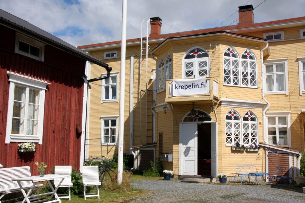 Krepelinin talo (Hotelli Krepelin)