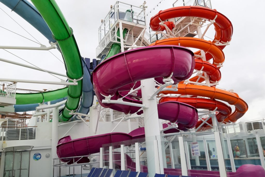 Norwegian Cruise Line: Norwegian Getaway