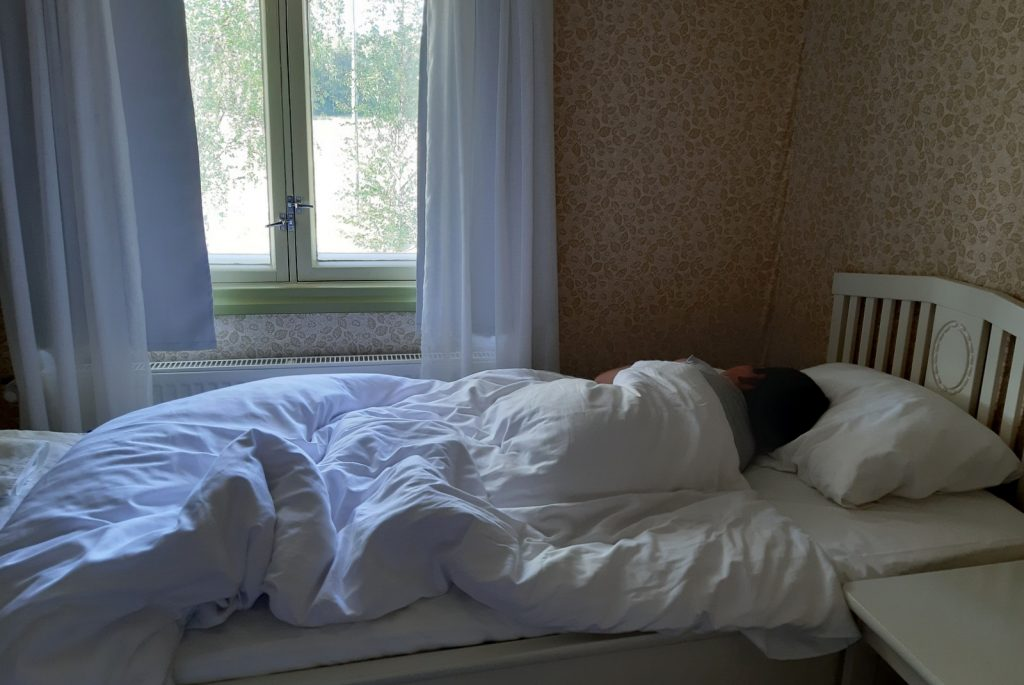 Spa Hotel Runni, kartanohotelli