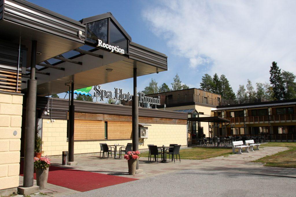 Spa Hotel Runni, kylpylähotelli