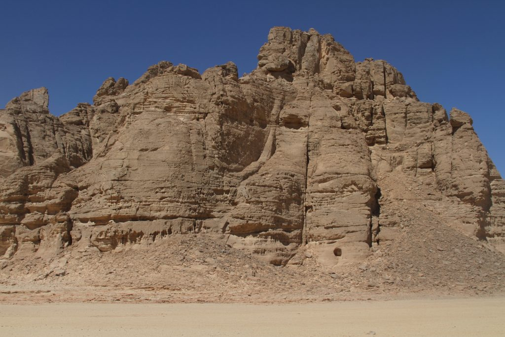 Sahara, Egyptin Läntinen aavikko