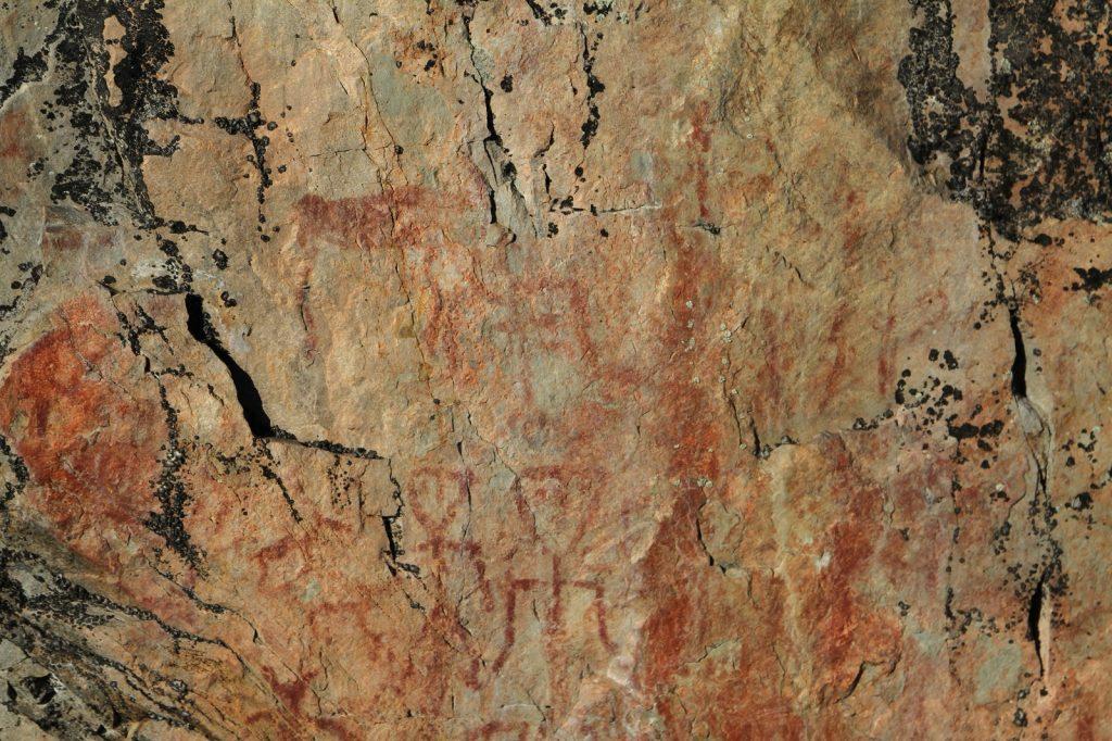 Värikallion kalliomaalaukset