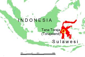 Indonesia, Sulawesi
