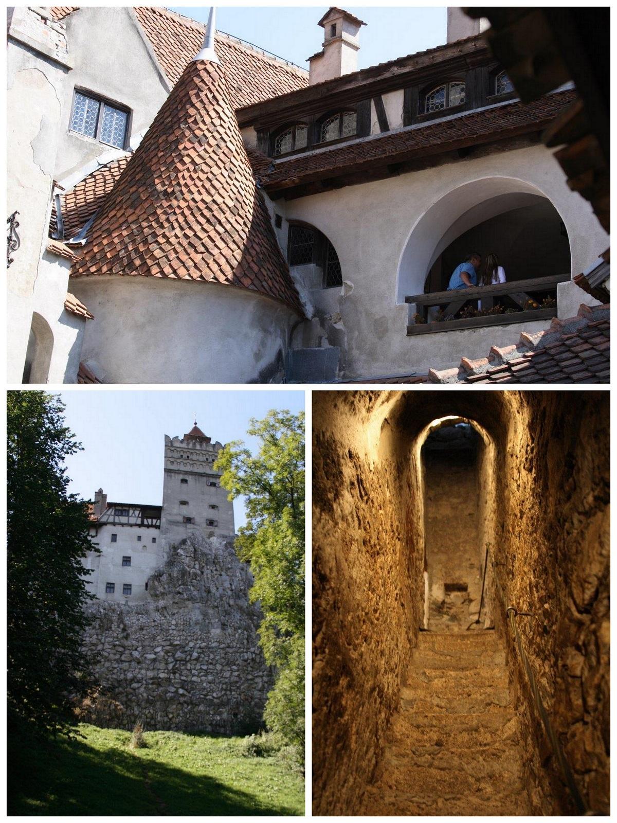 Branin linna Transsilvaniassa. Kuvat: Päivi Arvonen.