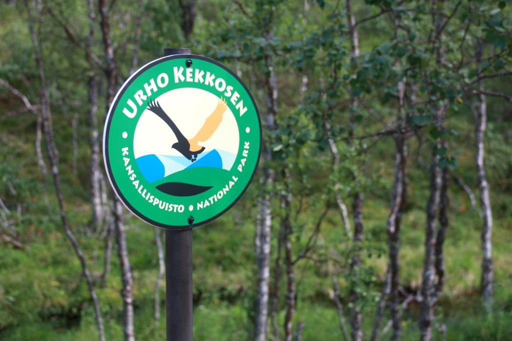 Saariselän reitit sukeltavat matkailualueelta suoraan Urho Kekkosen kansallispuistoon.