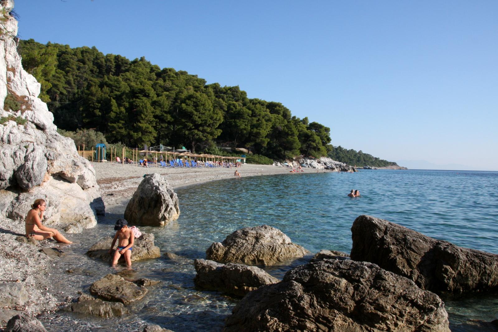 Kastani (Mamma Mia -ranta), Skopelos