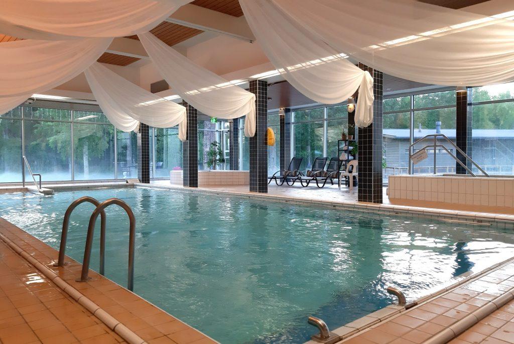 Spa Hotel Runni, Runnin kylpylä