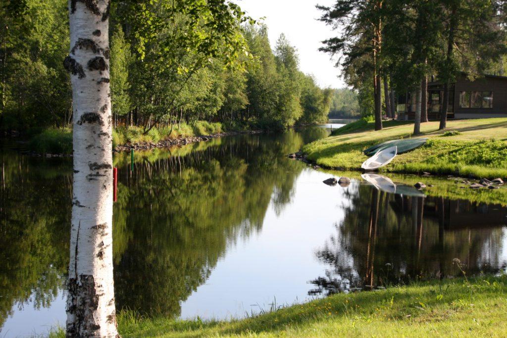 Spa Hotel Runni, Runnin kylpylä, maisemaa