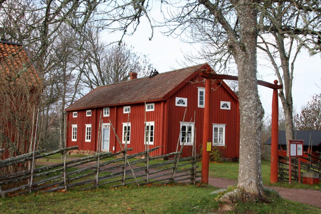 Ahvenanmaa, ulkoilmamuseo Jan Karlsgården