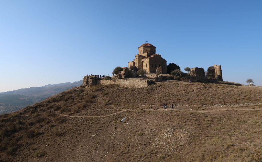 Georgia on kirkkojen ja luostarien maa.