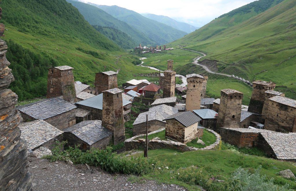 Georgia, Svanetia.