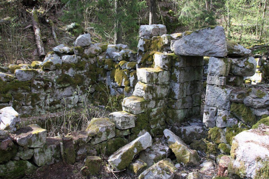 Bembölen myllyn rauniot, Espoo