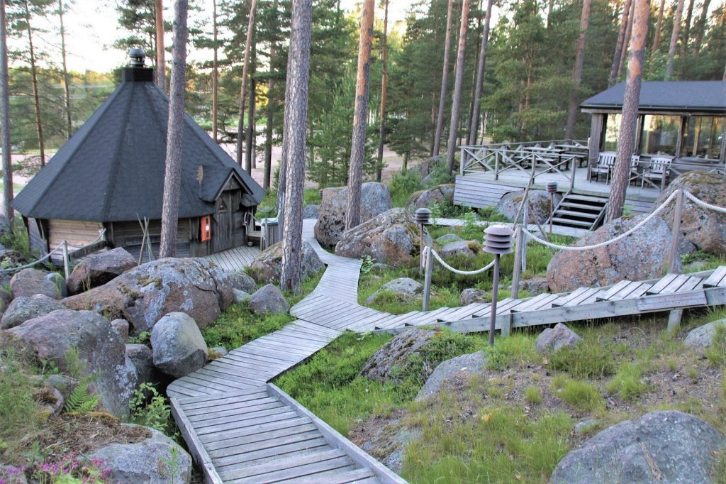 Santalahti Resort.