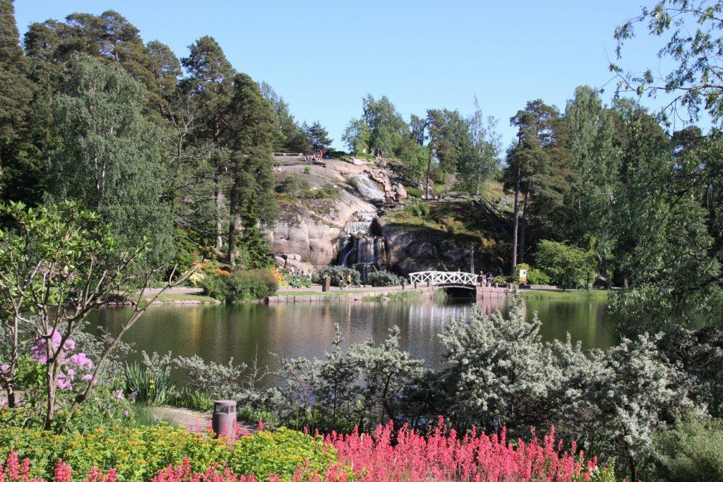 Kotka, Sapokan vesipuisto.