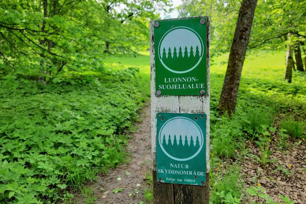 Träskändan luonnonsuojelualue